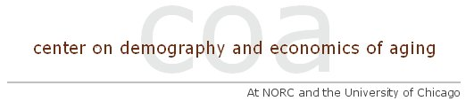 Center on Demography and Economics of Aging logo